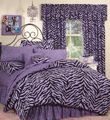 Black And White Zebra Bedrooms Diy Cute Purple Teenage Girls Bedroom Ideas Top Decorating Idolza