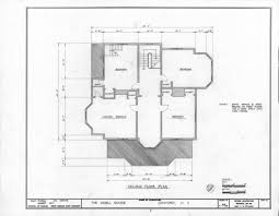 second floor plan beautiful cottage house plans