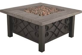 coffee tables appealing steel propane patio fire pit table