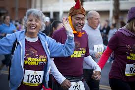 charitable turkey trot aims to start thanksgiving right tbo