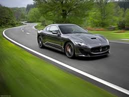 gold maserati granturismo maserati granturismo mc stradale 2014 pictures information