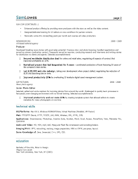 Simple Job Resumes by Job Resume Template Picturesque Design First Resume Template 14 7