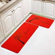 Water Absorbing Carpet by Buy Latest 2pcs Set The Fallen Leaves Printed Oil Absorption