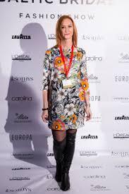 Sho Loreal l orã al professionnel baltic bridal fashion showâ galerija