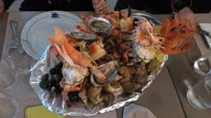 hote pour cuisine plateau de fruits de mer pour une personne picture of restaurant