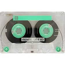 maxell cassette ue 90 1p