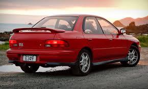 subaru impreza sedan 1998 subaru impreza 1 generation sedan images specs and news