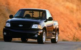 Ford F150 Truck 2000 - from workhorse to warhorse 20 years of ford svt trucks truck trend