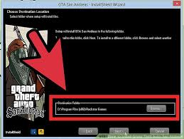 gta 3 san andreas apk how to install grand theft auto san andreas 12 steps