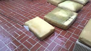 patio how to clean patio cushions barcamp medellin interior ideas