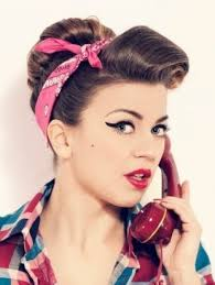 50s updo hairstyles 50s hairdos long hair with regard to warm hairstyles pictures