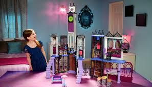 monster high deadluxe high play set shop monster high