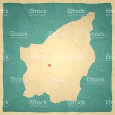 San Marino Italy Map by San Marino Map On Old Paper Vintage Texture Stock Vector Art