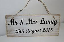mr and mrs sign for wedding mr and mrs sign ebay