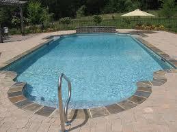 Swimming Pool Backyard Designs by Best 20 Vinyl Pool Ideas On Pinterest Backyard Pools Small