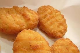 poulet cuisiné recette des nuggets de poulet maison