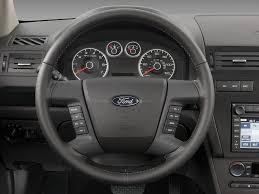 2007 ford fusion se 2009 ford fusion steering wheel interior photo automotive com