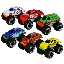 bulk mini monster trucks 3 in at dollartree com