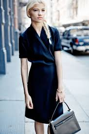 of the week a work friendly black dress and great heels
