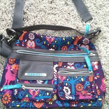 lilly bloom 73 bloom handbags bloom owl forest purse bag
