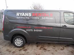ford custom 2 0 ryans rentals portishead