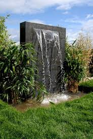 lovable garden wall fountains water features similiar diy backyard