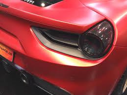 ferrari tail lights tag motorsports blog capristo ferrari 488 carbon parts