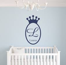 prince wall decal regal crown wall sticker art prince wall decal