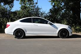mercedes c220 cdi amg sport mercedes c220 cdi blueefficiency amg sport coupe pictures and