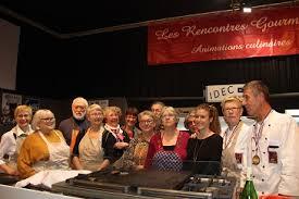 atelier cuisine dijon atelier cuisine plaisir et équilibre à la foire de dijon