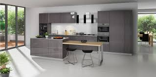 wooden kitchen cabinets modern grey oak modern kitchen cabinets door style modern rta