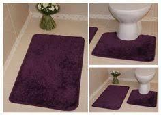 Non Slip Bath And Pedestal Mats 2pcs Set Pink Color New Soft Bath Pedestal Mat Set Toilet Non Slip