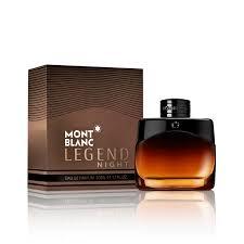 Parfum Evo mont blanc legend eau de parfum be beautiful