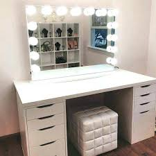 ikea small dressing table small makeup table ikea bedroom makeup vanities full image for