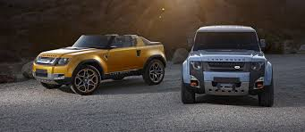 range rover defender 2018 new land rover defender is on its way