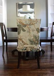 Dining Room Chair Cover Ideas Chair Diy Slip On Design Ideas Diy Dining Room Chair Covers With