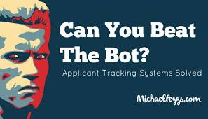 What Is An Online Resume by Can You Beat The Bot Applicant Tracking Systems Solved Michael
