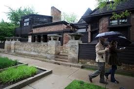 Frank Lloyd Wright Prairie Home by Training For Frank Lloyd Wright Home Guides To Start Soon Oak Leaves