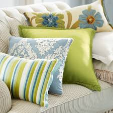Peacock Pillow Pier One by Spring Meadow Striped Pillow Spring Stripes And Pier 1 Imports