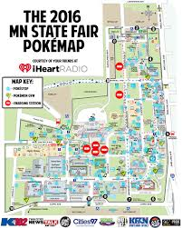 minnesota state fair map as pokémon go invades the state fair will you be elated or