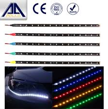 Auto Led Strip Lights by Car Styling Auto Waterproof Decorative Flexible Led Strip Light