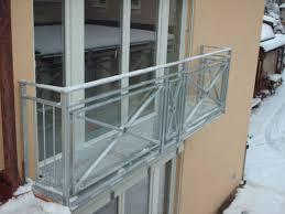 balkon metall balkon aus verzinktem stahl ammersee metall