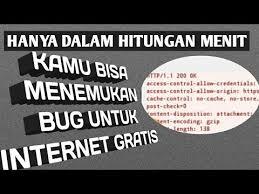 cara mencari bug telkomsel cara mencari bug untuk internet gratis dalam hitungan menit find bug