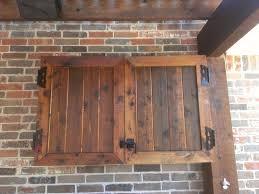 Bi Fold Cabinet Doors Rustic Wooden Outdoor Tv Cabinet With Bi Fold Door Cabinet Kitchen
