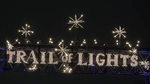 Trail Of Lights Austin Texas Austin Trail Of Lights 2016 Youtube