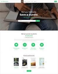 templates for bookshop 30 book store website themes templates free premium templates