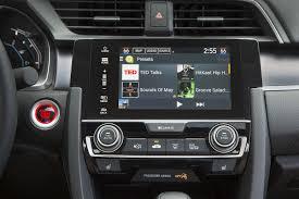 nissan altima usb port location 2017 honda civic sedan center stack screen motor trend