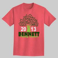 family reunion t shirts and free to make your own