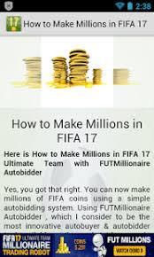 How To Make Your Own Ultimate Team Card - how to make coins in fifa 17 android apps on google play
