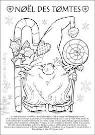 tomte intro christmas elf coloring sheet printable season